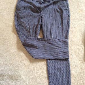 Loft  pants ankle length